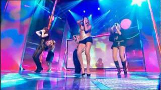 Girls Aloud - Something Kinda Ooooh (Live @ Ant And Dec