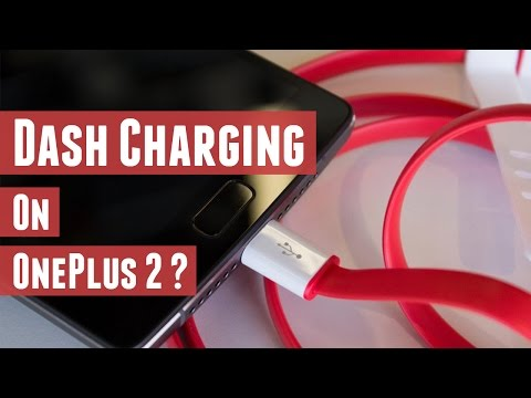 OnePlus 2 + Dash Charger - Does It Work?