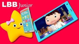 Tablets And Mobile Phones Song | Original Kids Songs | By LBB Junior