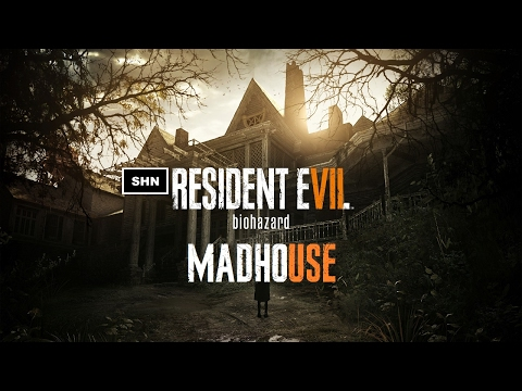 RESIDENT EVIL 7 MADHOUSE Full HD 1080p/60fps Longplay Walkthrough Gameplay No Commentary