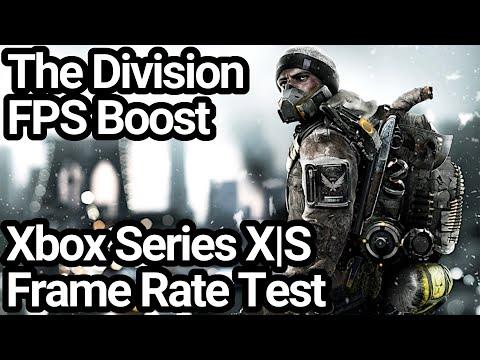 The Division работает с FPS Boost в стабильных 60 FPS на Xbox Series X | S