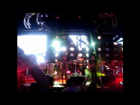 Leftfield (Live @ Future Music Festival 2011, Melbourne)