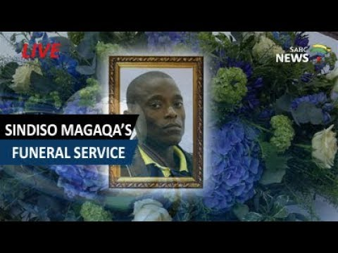 Sindiso Magaqa's Funeral Service, 16 September 2017