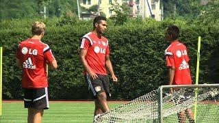 Youngster Tah bei Bayer 04: Schwitzen für den Stammplatz