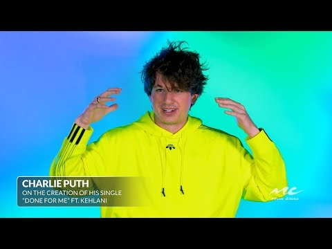 """Charlie Puth Collabs with Kehlani on """"Done For Me"""