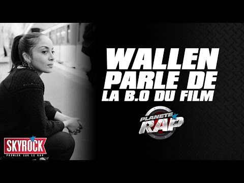 """Wallen et Abd Al Malik parlent de la B.O du film """"Qu'Allah Bénisse la France """" !"""