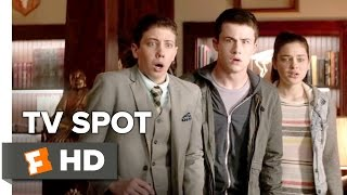 Goosebumps TV SPOT - The Monsters Come Alive This Halloween (2015) - Jack Black Movie HD