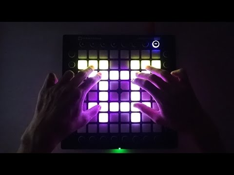 OMFG - Ok (Launchpad Pro cover)