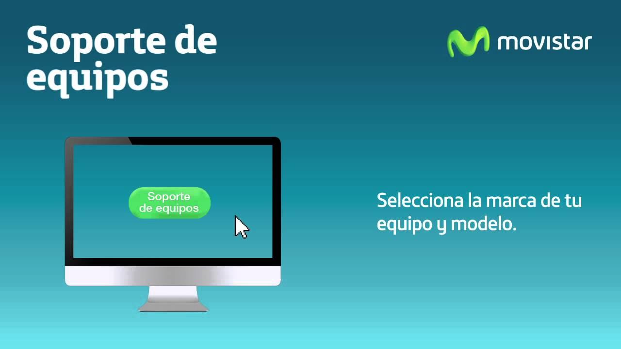 Soporte De Equipos Movistar Ecuador Youtube