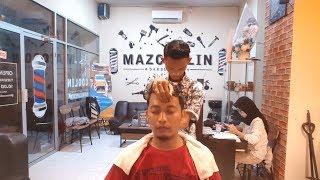 ASMR Head Massage by MAZCOOLIN BARBERSHOP