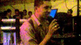 Lester cano y la tropical band santa rosa de copan feria agostina 2011
