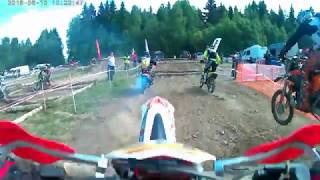 Шустрая Белка 2018 Хобби 2 день гонки Вилков Александр 132