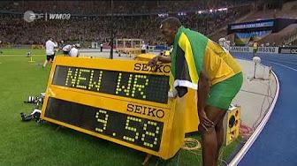 Leichtathletik Weltrekorde