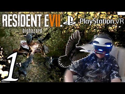 RESIDENT EVIL 7 BIOHAZARD   PLAYSTATION VR GAMEPLAY Parte 1