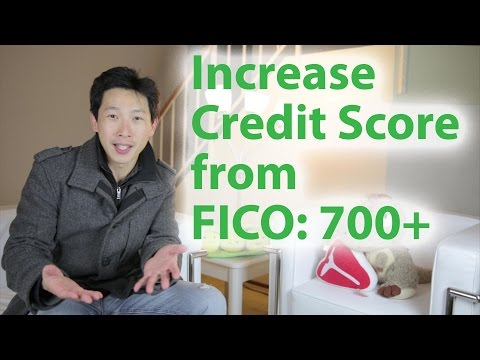 How to Increase Credit Score from 700 | BeatTheBush
