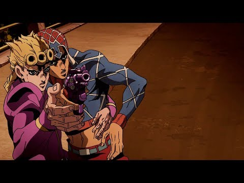 Giorno And Mista Team Up