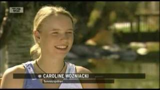 Caroline Wozniacki Documentary 16 years Old