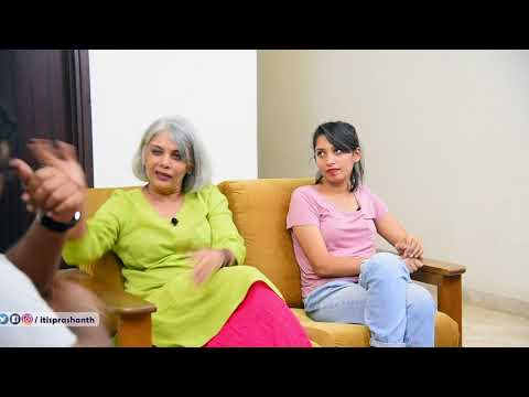 ' Baaram started with a news article!! ' a super interview with mom daughter duo!