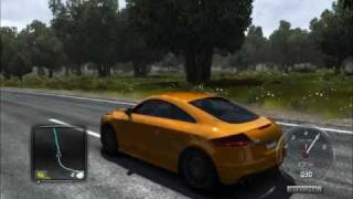 Test Drive Unlimited 2 Gameplay.(PC)