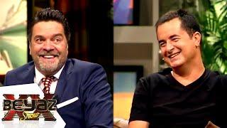 Acun Ilıcalı vs Beyaz En Komik Anlar - Beyaz Show Özel Klip