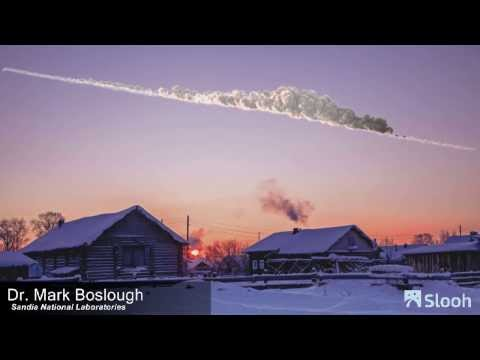 Potentially Hazardous Asteroid Zipping by Earth on Close-Approach