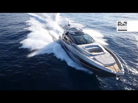 [ITA] RIVA 76 PERSEO - Prova - The Boat Show