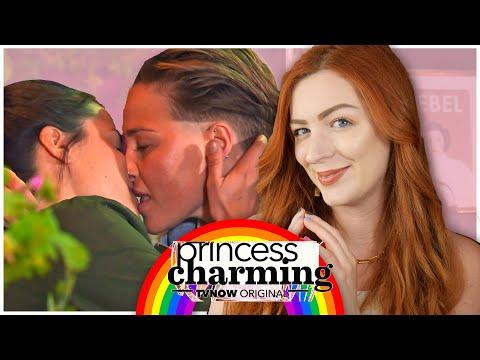 der erste Kuss bei Princess Charming Folge 2 und 3