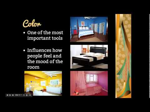 Interior Design Elements & Principles of Design Tutorial