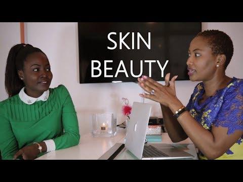 Leila Tanzanian Beauty Consultant