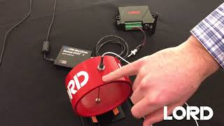 Demonstration of Displacement Sensor