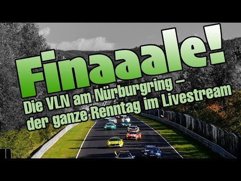 VLN9: Das Finale am Nürburgring im Livestream