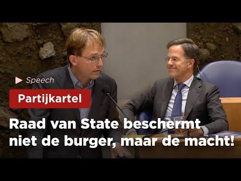 Pepijn van Houwelingen vs Rutte: U minacht de democratie!