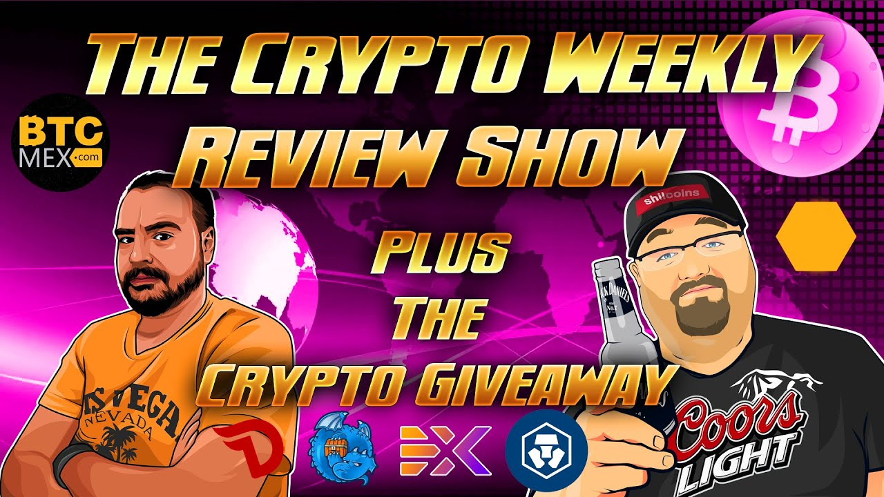 The Weekly Review Show - Catching up on Dragonchain, MCO Visa Cards, Divi, Nimiq & Sinovate!