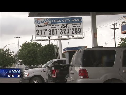 AAA Says Texas, US Retail Gasoline Prices Continue Upward Trend