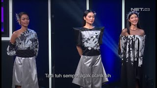 The Robotic Runaway, Flores Agak Ngeblank (3/4)