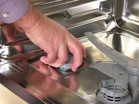 Ajouter Du Sel Dans Un Lave Vaisselle Bosch Youtube