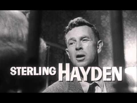 The Killing Official Trailer #1 - Elisha Cook Jr. Movie (1956) HD