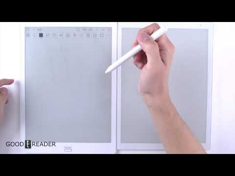 Onyx Boox Max 3 Vs Sony DPT-RP1 Digital Paper Comparison