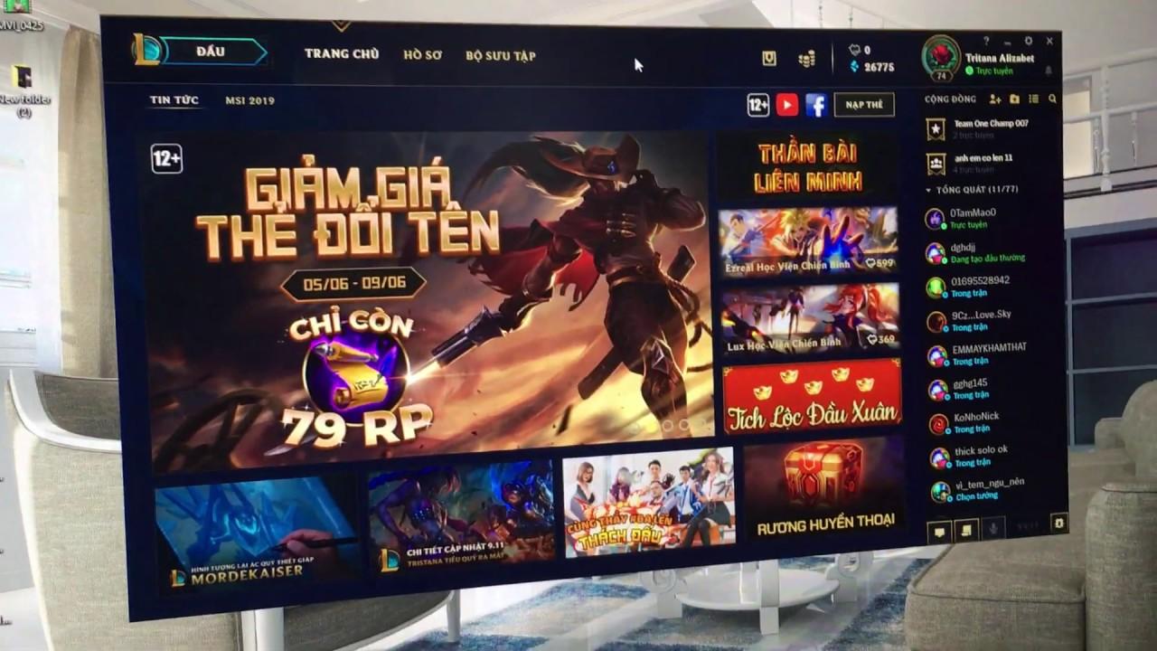 HƯỚNG DẪN CÁCH CHAT và VIẾT TIẾNG VIỆT TRONG GAME LIÊN MINH HUYỀN THOẠI LOL 2019