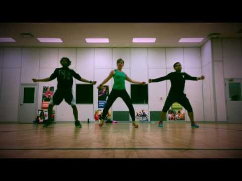Bring The Beat - Machel Montano ft. Tessanne Chin (Cover) - Choreo Routine at the YMCA of Kingston