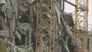 Engineers who responded to 9/11 assisting with New Orleans Hard Rock hotel collapse