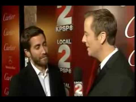 Jake Gyllenhaal Skirts Questions About Taylor Swift At Palm Springs Film Festival  KPSP Local 2