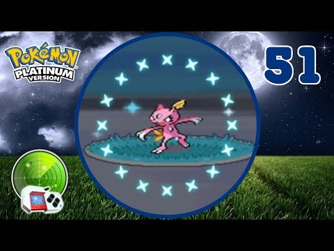 [LIVE] Shiny Sneasel In Platinum After 40 Radar Chain!