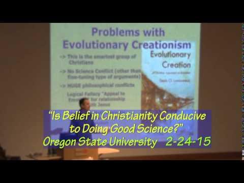 How Christianity Harms Science (debate excerpt)