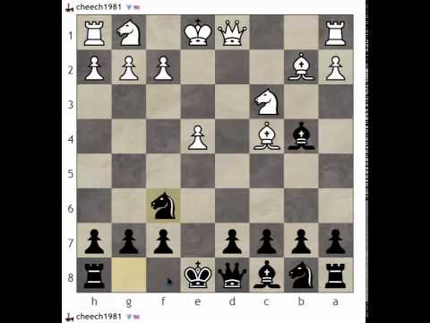 What To Play Against The Danish Gambit As Black?