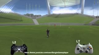 FIFA 14 - Tutorial la  vuelta al Mundo, hacer dominadas y Trucos de malabar