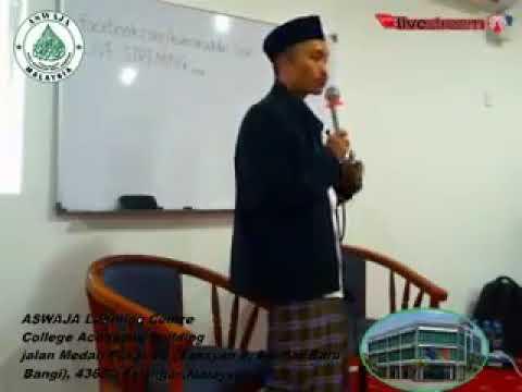Debat terbuka salafi vs tabligh
