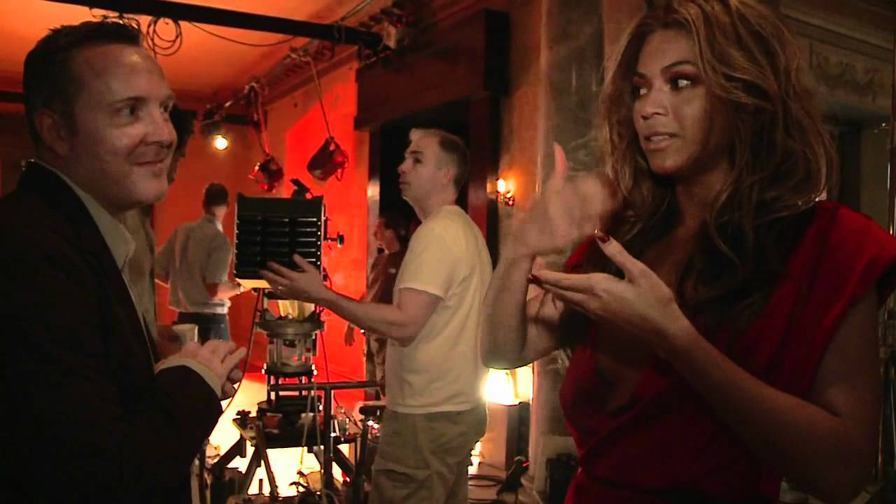 (TheBsChile) Beyonce - Fever Commercial Behind The Scenes HD