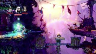 Trine 2 Islands Gameplay Movie (PC, PS3, Xbox 360)