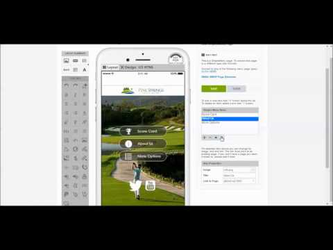 How To Edit & Customize Mobile App Templates In UltimateAppMaker
